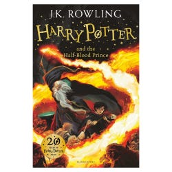 Harry Potter & The Halfblood Prince Book