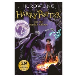 Harry Potter & The Deathly Hallows Book