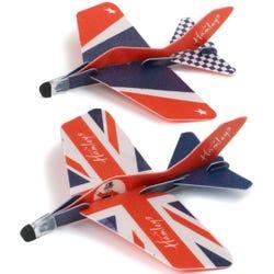 Hamleys Union Jack Hand Gliders Set