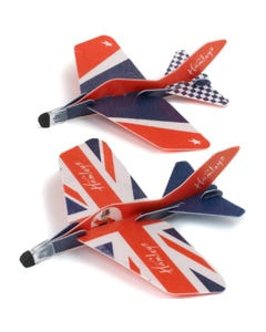 Hamleys Union Jack Hand Gliders Set