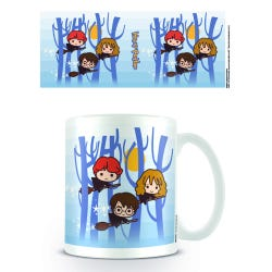 Harry Potter Kawaii Flying Mug