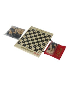 Hamleys Travel Chess & Checkers