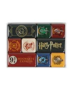 Harry Potter Houses Epoxy Magnet Set