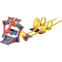 Hamleys Cross And Crash Trackset