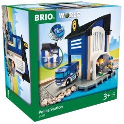 BRIO World Police Station