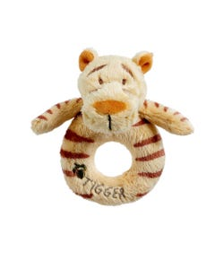Disney Winnie The Pooh Classic Tigger Ring Rattle