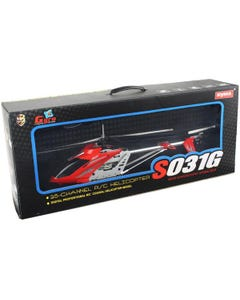 Syma S031G 3.5 Channel RC Helicopter - Assortment