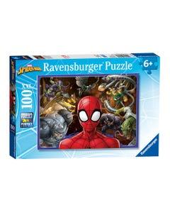 Ravensburger Marvel Spider-Man 100 Piece XXL Puzzle