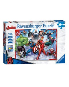 Ravensburger Marvel Avengers 100 Piece XXL Puzzle