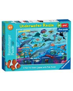 Ravensburger Underwater Realm 60 Piece Giant Floor Puzzle