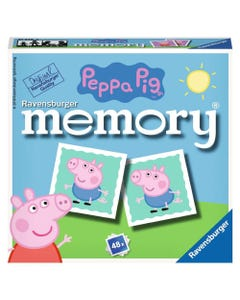 Ravensburger Peppa Pig Memory Game