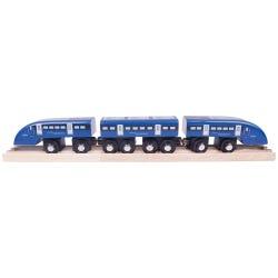 Bigjigs Rail High Speed One Train Set