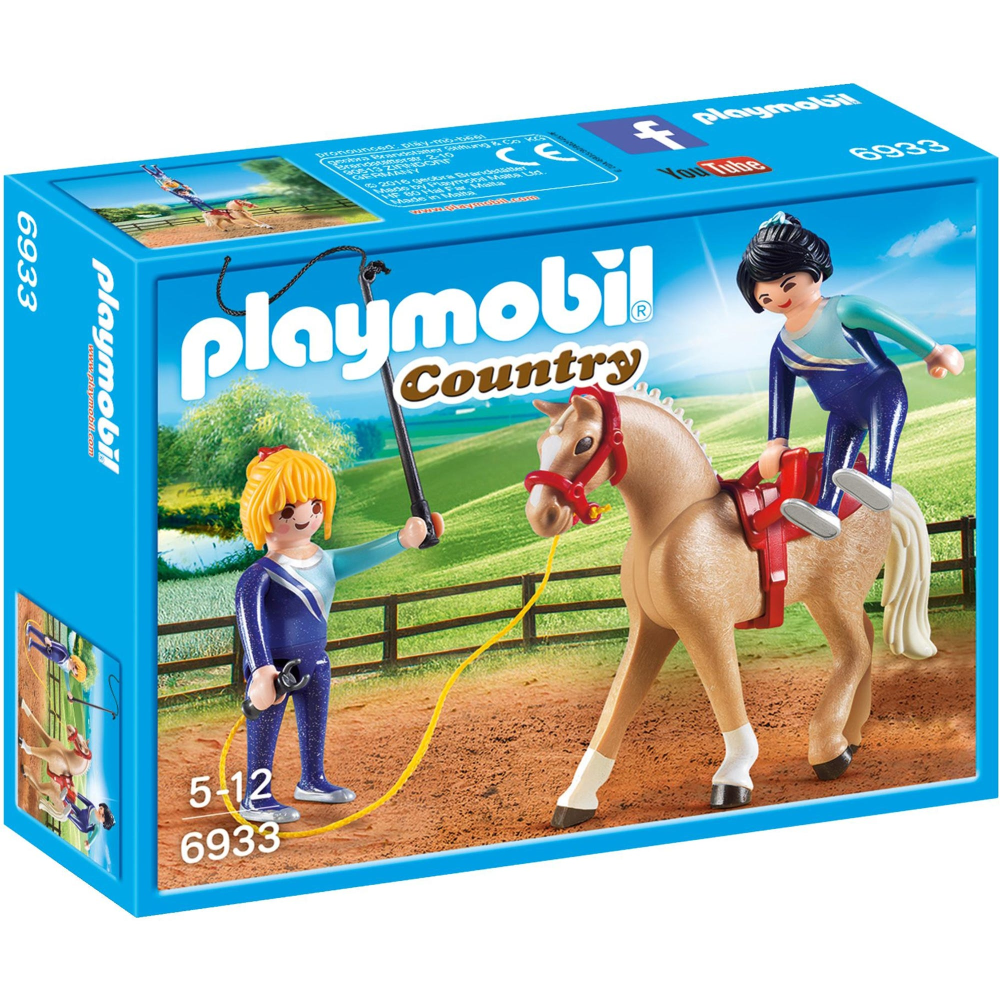 Playmobil Country Vaulting 6933
