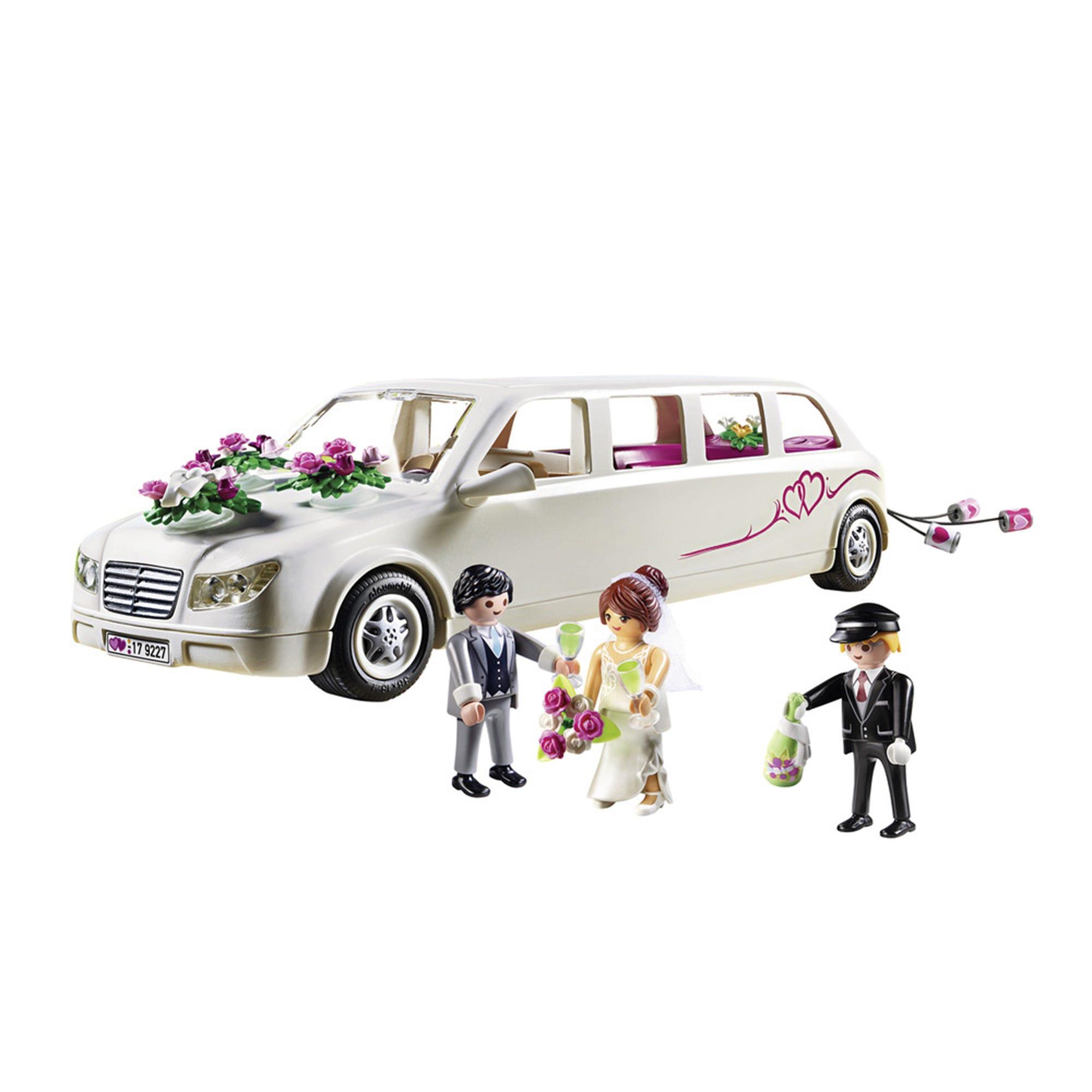 Playmobil City Life Wedding Limo 9227
