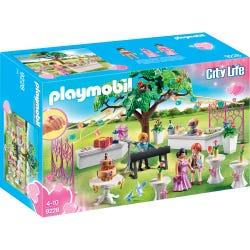 Playmobil City Life Wedding Reception With Wedding Ring 9228