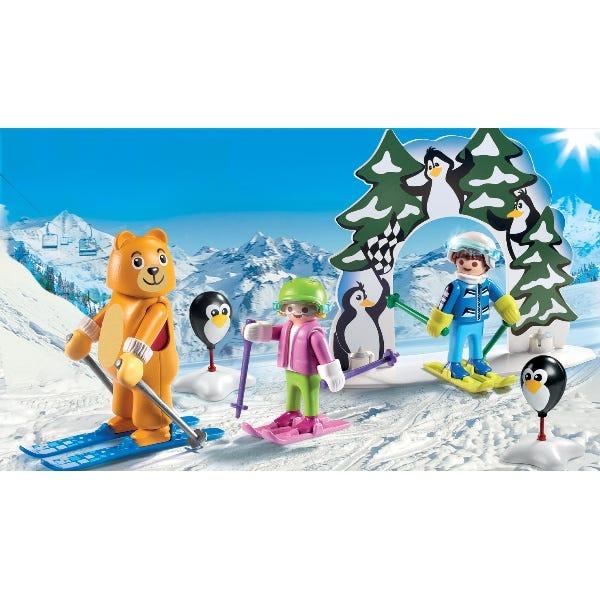 Playmobil Action Ski Lesson