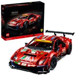 "LEGO Technic Ferrari 488 GTE ""AF Corse #51"" Car Set  42125"