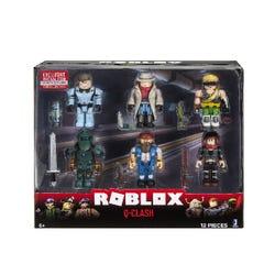 ROBLOX - Q Clash 6 Figure Multipack