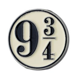 Harry Potter Platform 9 3/4 Pin Badge