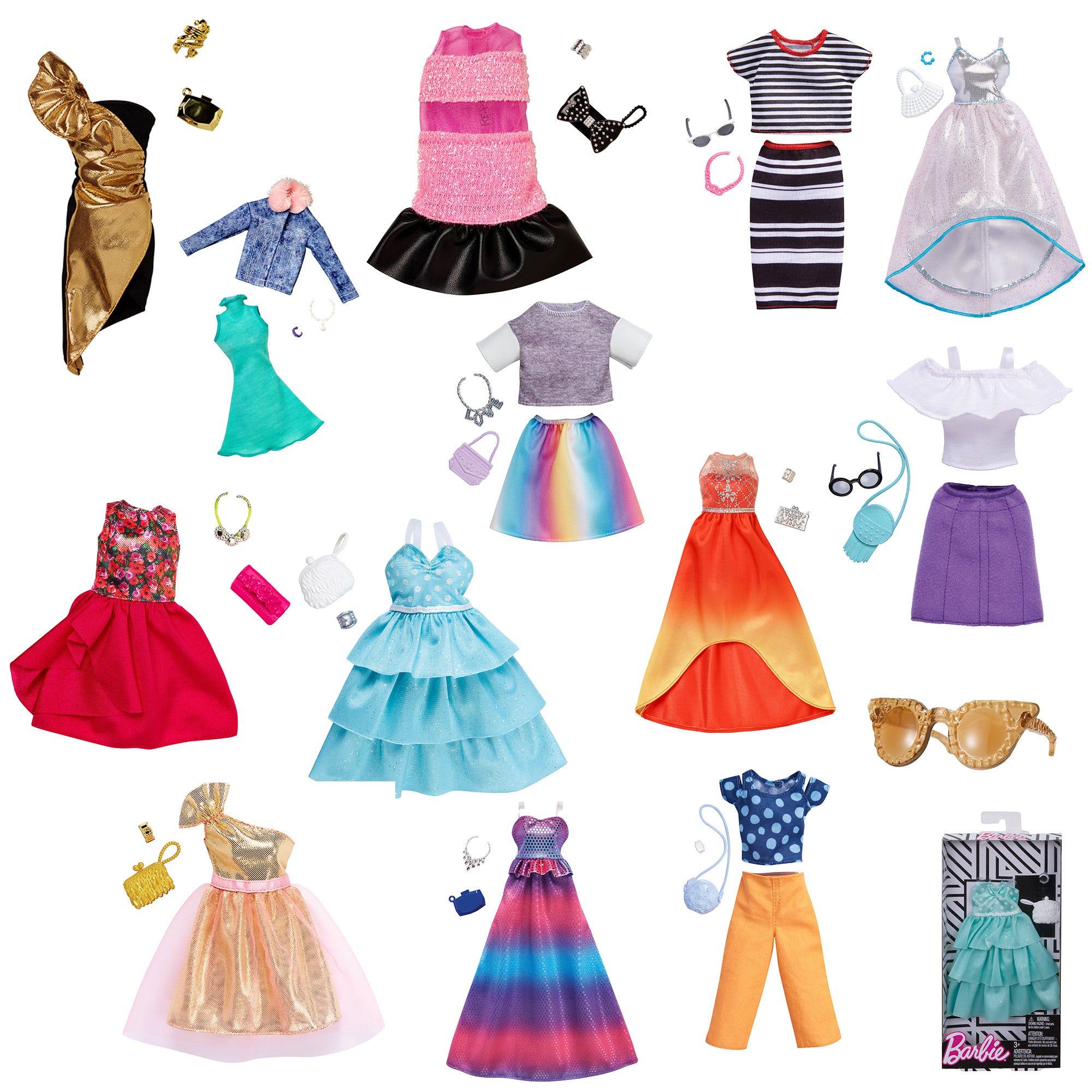 Barbie Complete Looks Fashion Assortment
