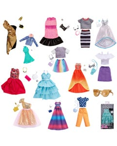 Barbie Complete Looks Fashion Assortment