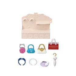 Sylvanian Families Town Fashion Showcase Set