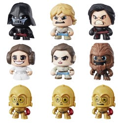 Star Wars Mighty Muggs Assortment Pack