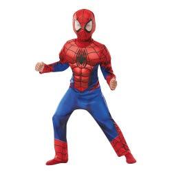 Deluxe Spider-Man Suit 3-4 years