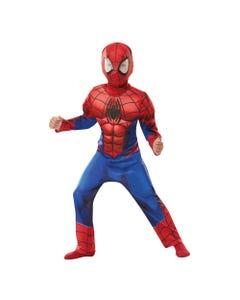 Deluxe Spider-Man Suit 5-6 years