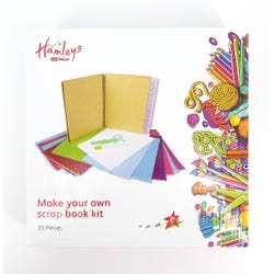 Hamleys Make your Own Scrap Book