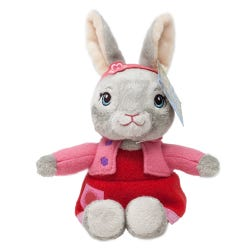 Peter Rabbit 18cm Lily Bobtail Soft Toy