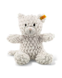 Steiff Friend Whiskers Cat Soft Toy