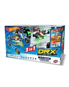 Hot Wheels Monster X-Terrain Drone