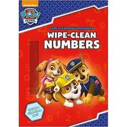 Paw Patrol Wipe Clean Numbers