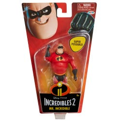 Incredibles 2 4-Inch Figure Assortment