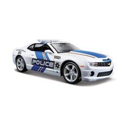 Maisto 1:24 Sp (A) 2010 Chevrolet Camaro Ss Rs Police