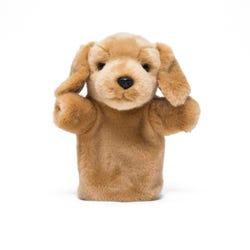 Hamleys Honey Golden Labrador Hand Puppet