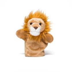 Hamleys Leo Lion Hand Puppet