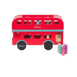 Hamleys London Bus With Passengers