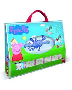 Stamp Splash Peppa Pig