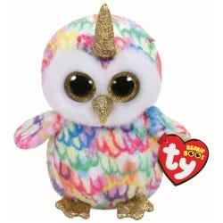 TY Enchanted Owl Beanie Boo