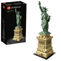 LEGO Architecture Statue Of Liberty Building Blocks For 16+