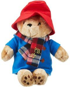 Paddington Bear Large Cuddly Soft Toy with Scarf