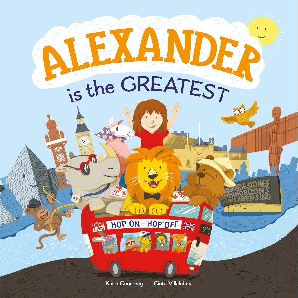 Greatest Kid Alex