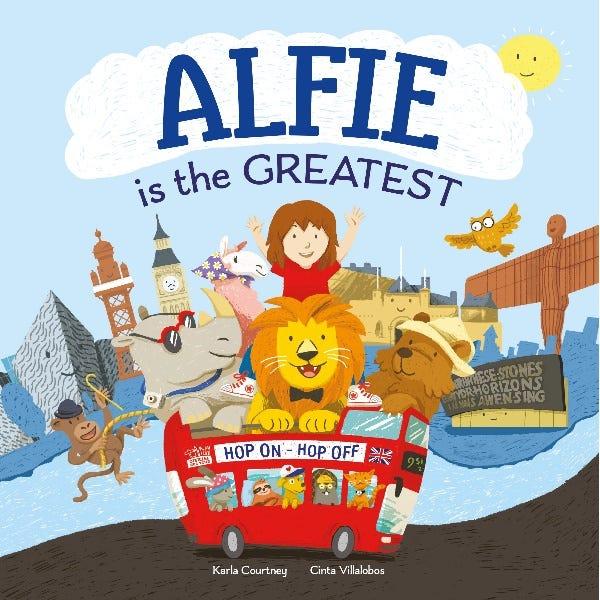 Greatest Kid Alfie