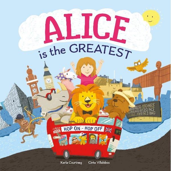 Greatest Kid Alice