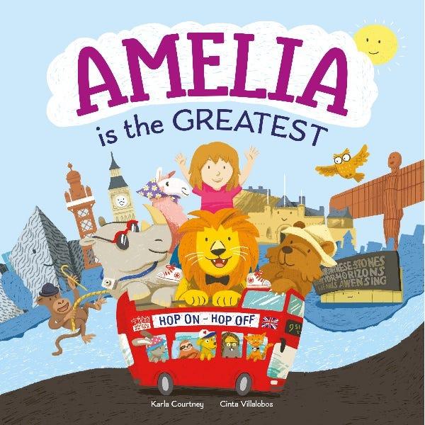 Greatest Kid Amelia