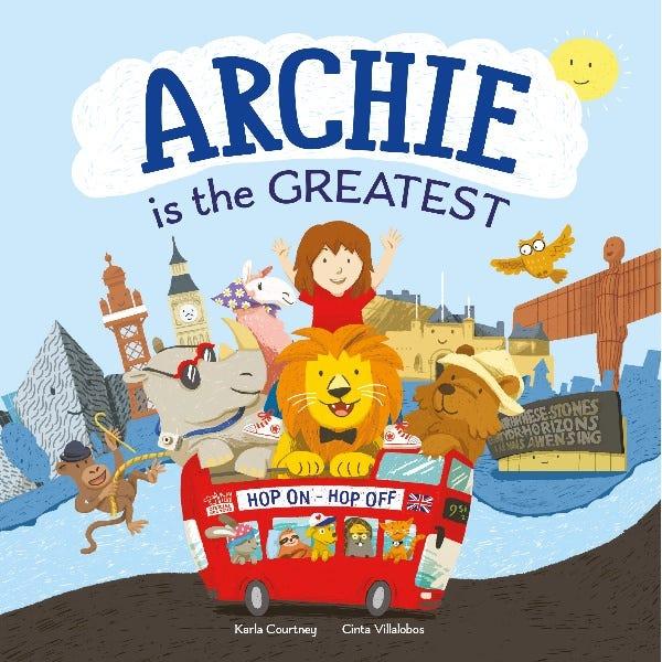 Greatest Kid Archie