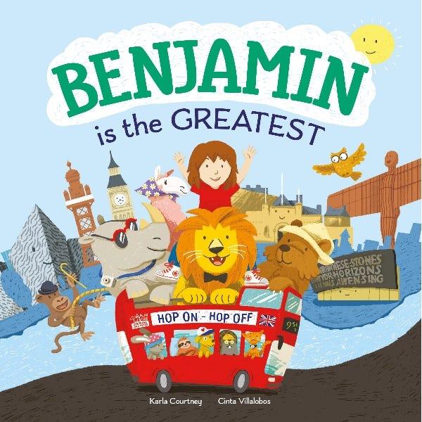Greatest Kid Benjamin