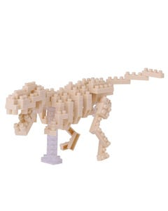 Nanoblock T-Rex Skeleton Model Mini